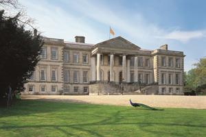 Warwickshire venue Ragley Hall
