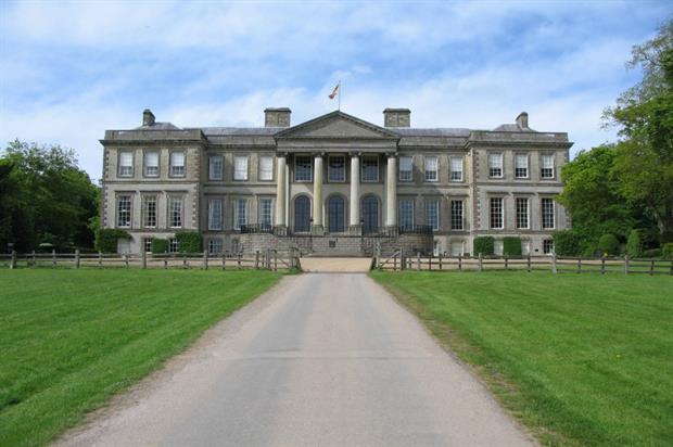Ragley Hall: in Shakespearean England
