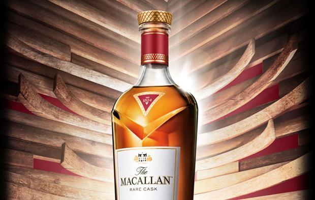 Macallan: showcasing its history