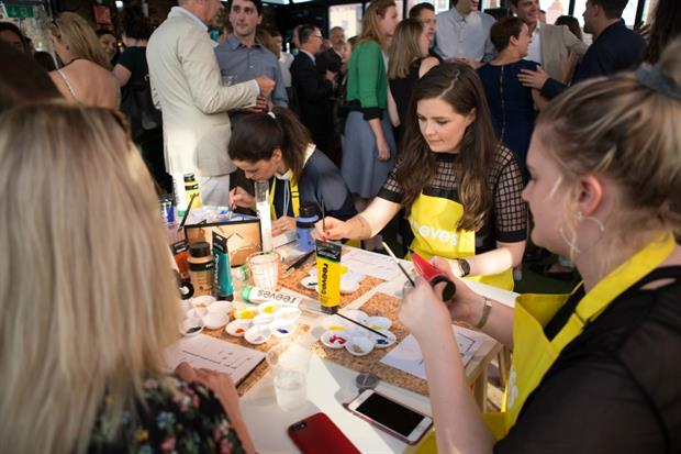 Reeves celebrates new look with immersive relaunch event