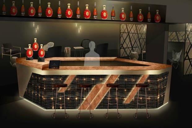 La Maison Remy Martin will be staged in Soho