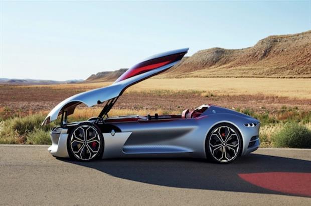 Renault UK: partnering with Designjunction