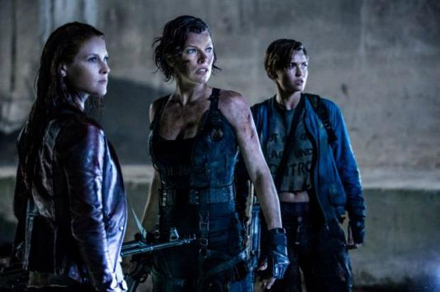 Resident Evil: interactive experience for fans