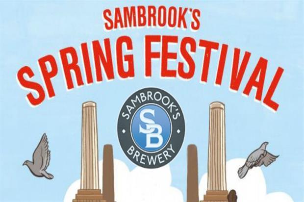 Sambrook's: celebrating spring