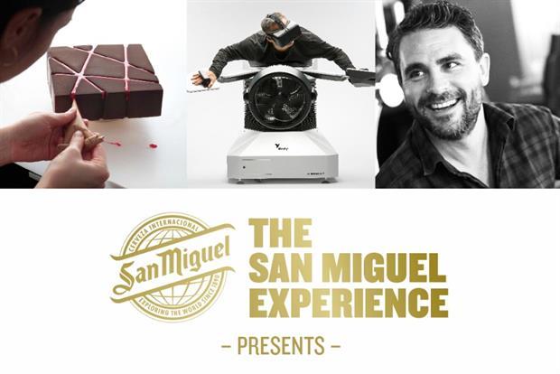 San Miguel to debut 'San Miguel Experience'
