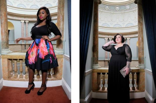 More than 100 plus size ladies are expected to attend the photoshoot this Saturday (23 April)