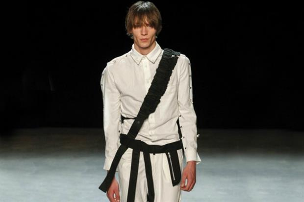 Selfridges: taking part in London Fashion Week Men's