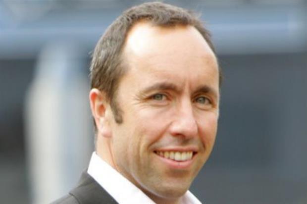 John Sharkey: SMG's executive vice president, European operations