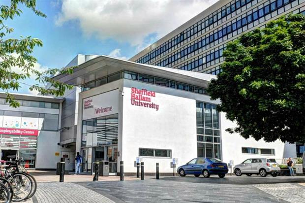 Sheffield Hallam: home to UK's first experiential marketing degree