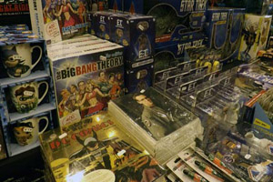 Showmasters: organisers of London Film and Comic Con