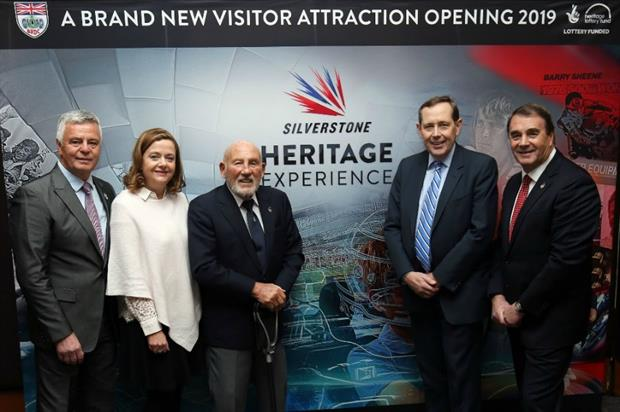 Silverstone visitor attraction secures national lottery funding