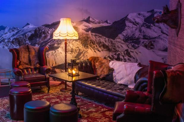 Sipsmith's ski lodge at The Well will close in February