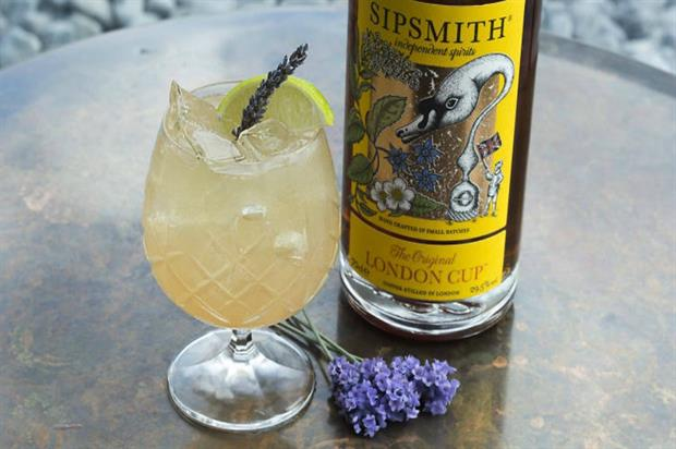 Sipsmith: summer terrace is the latest activation from the gin brand