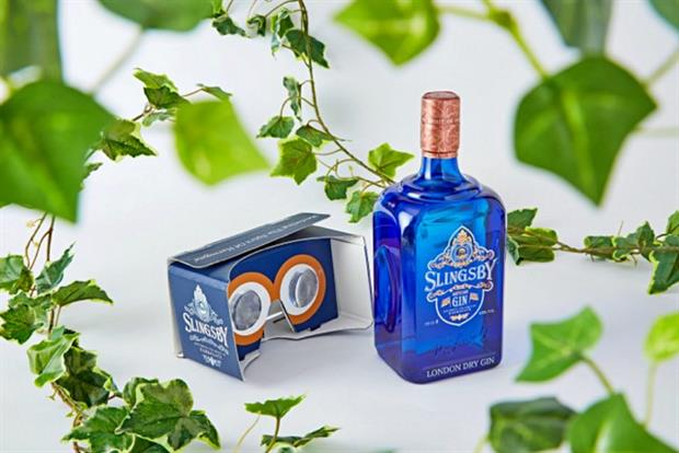 Slingsby Gin creates VR experience