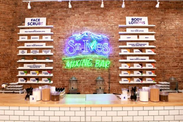 St Ives opens pop-up mixing bar in New York