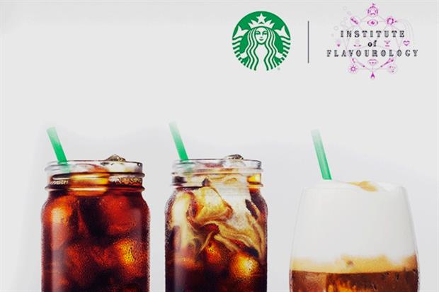 Starbucks: celebrating cold craft coffee