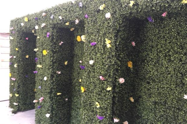 A first look at Intu's Style Garden installation