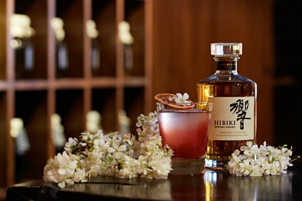 The activity aims to re-create Japan's 'Sakura' season