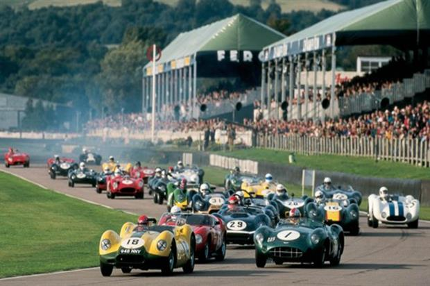 Goodwood Revival: taking place this weekend