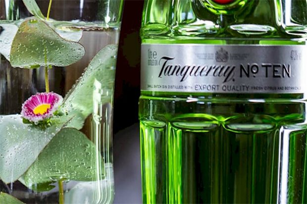 Tanqueray No Ten: perfume and cocktails experience