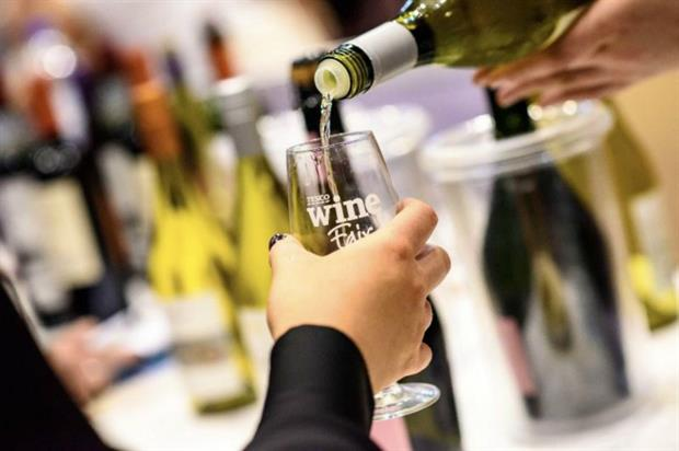 Tesco Wine Fair: coming to London