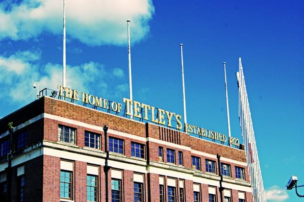 The former Tetley Brewery is now contemporary art and learning centre known as The Tetley