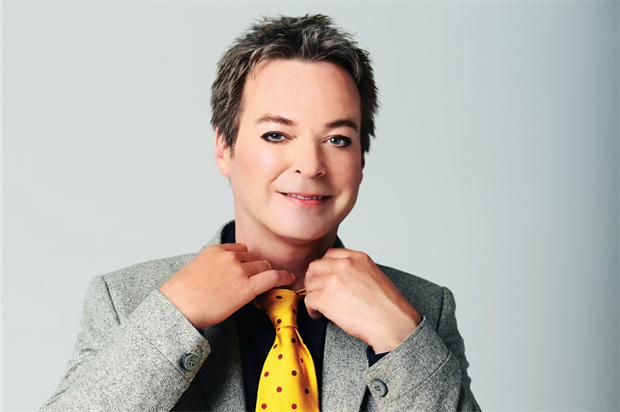 Julian Clary will host the experience aboard a cable car (Image: Tony Briggs)