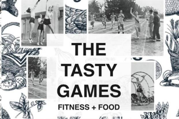 The Tasty Games: launching during London Fashion Week
