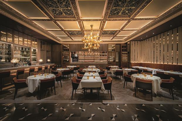 London event venues: The Grill at The Dorchester