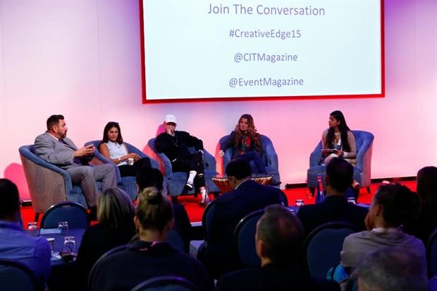 The panel discussed the relevance of tribes in marketing today (Julian Dodd)