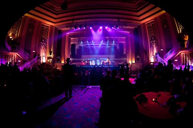 Troxy can host up to 1,500 guests