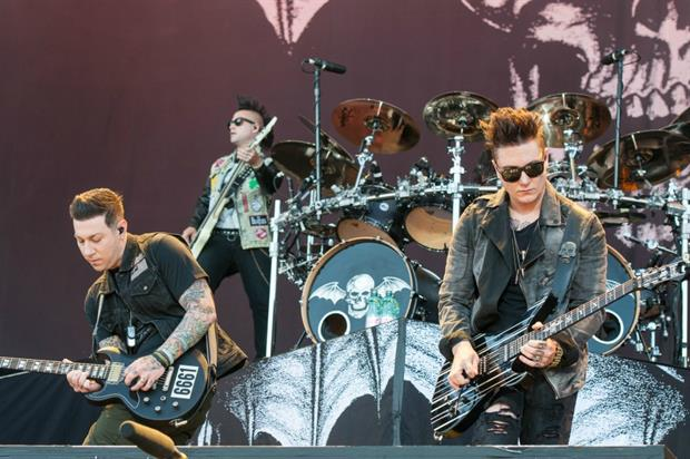 Avenged Sevenfold play LA show that will include a live-streamed 360-degree VR experience
