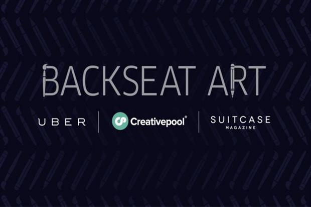 Uber's #BackseatArt initiative is coming to London today (17 September) (suitcasemag.com)