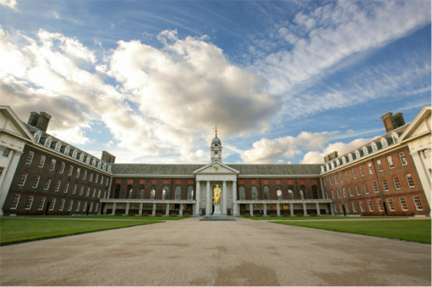 Bubble to cater at Royal Hospital Chelsea