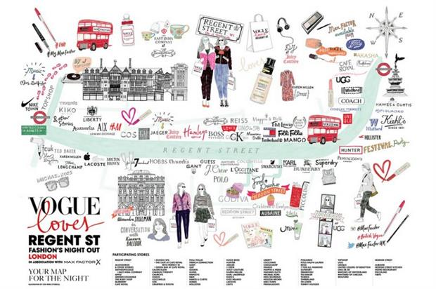 Vogue has created a map for people to explore participating brands and retailers (vogue.co.uk)