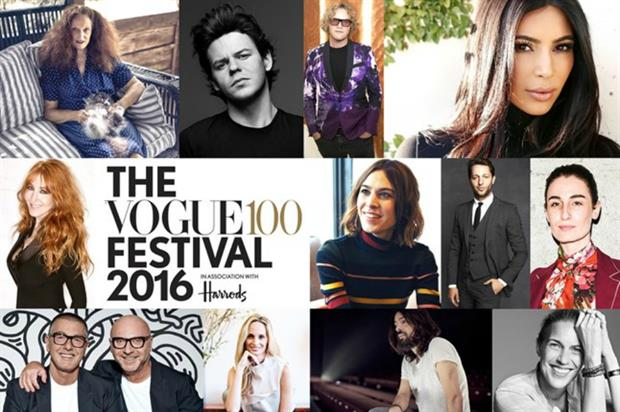 Vogue Festival: returns for another year this weekend