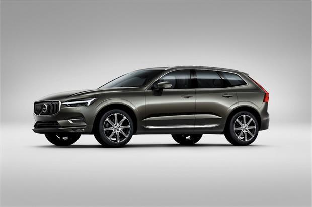 Volvo: new model will be showcased Scandinavian-style
