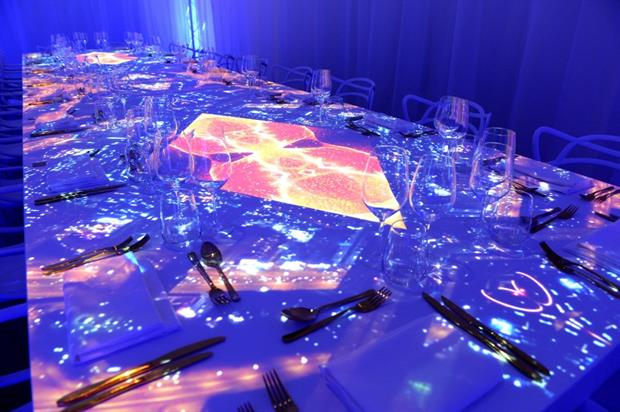 W Dubai: immersive dining experience for brand launch