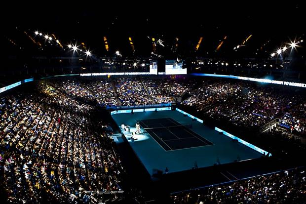 Last year's Barclays ATP World Tour Finals at The O2