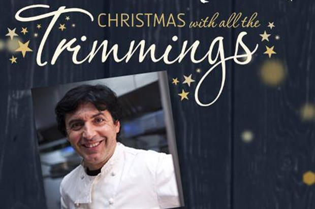 Aldi and Jean-Christophe Novelli team up for Christmas restaurant tour