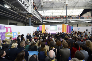 More than 6,000 industry representatives visited Confex 2014