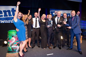 Celebrate your work by entering this year's Event Awards before 11 June