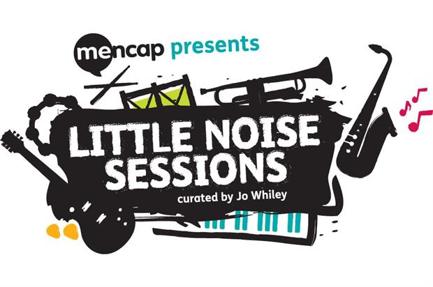 Frukt enlisted for Mencap's Little Noise Sessions 2014
