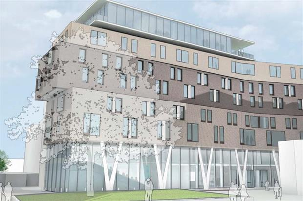 Events & Hospitality QM's new Graduate Centre