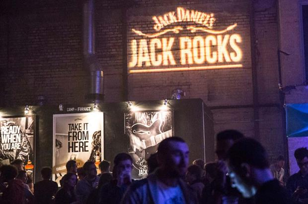 Jack Daniel's and This Feeling collaborate for NYE gigs