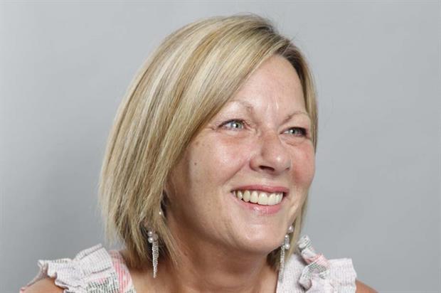 Fizz Experience chairwoman Jill Pinner