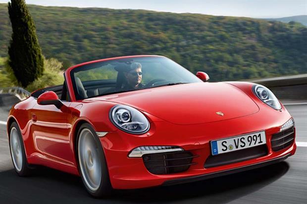 Porsche hosts event in Italy's Sistine Chapel