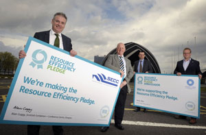SECC: first venue to back the Resource Efficiency Pledge