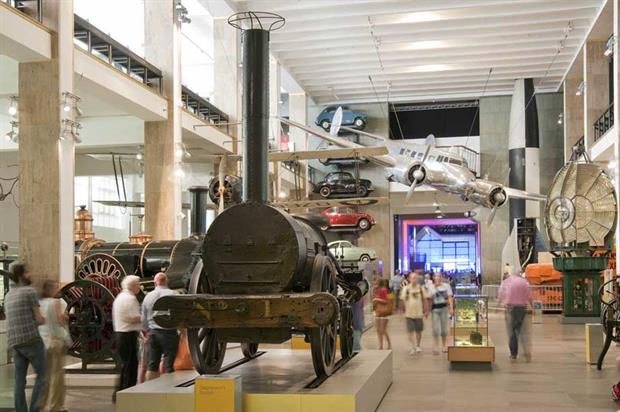 Science Museum makes first foray into pop-up market