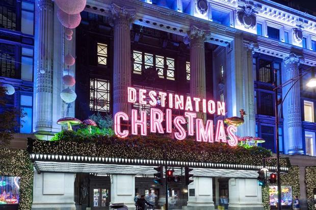 Selfridges focuses on storytelling for Christmas events